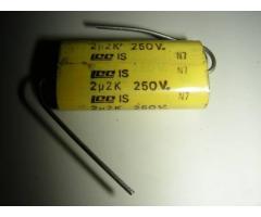 Condensateur 2,2µF/250v